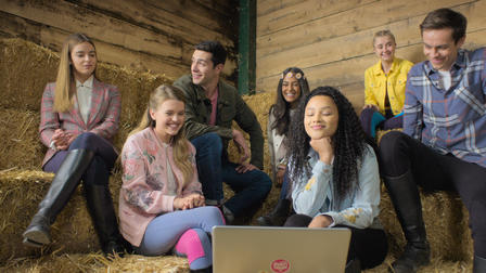 Free Rein | Netflix Official Site