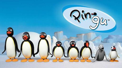Pingu Netflix