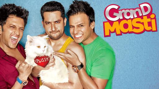 Grand Masti | Netflix