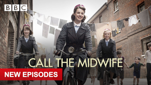 Call The Midwife Christmas 2019.Call The Midwife Netflix