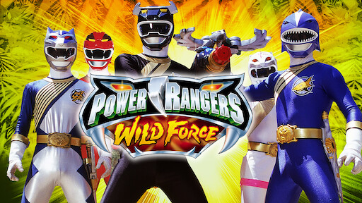 Power Rangers Time Force | Netflix