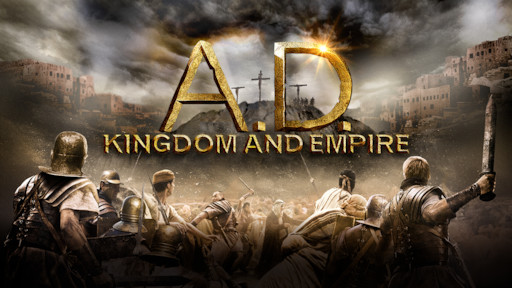 A D  Kingdom and Empire | Netflix