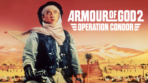 Armour Of God 2 Operation Condor Netflix