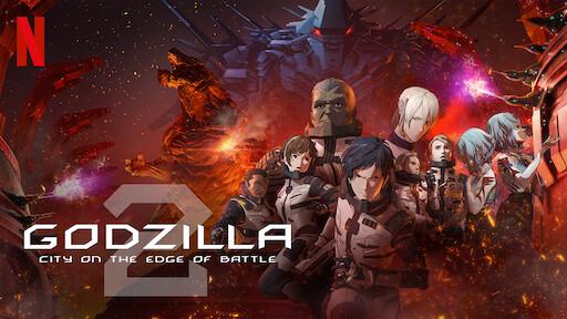 GODZILLA City on the Edge of Battle   Netflix Official Site