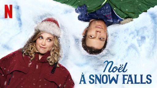 TOP ! Noël à Snow Falls est un film très chouette pour les fêtes !