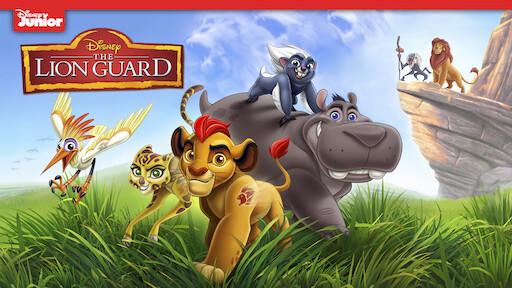 The Lion Guard | Netflix