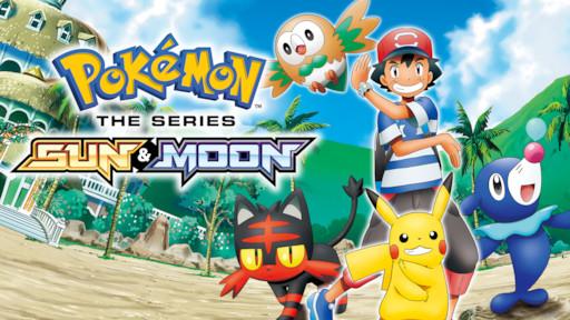 Pokémon the Series: Sun & Moon | Netflix