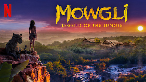 Image result for mowgli legend of the jungle
