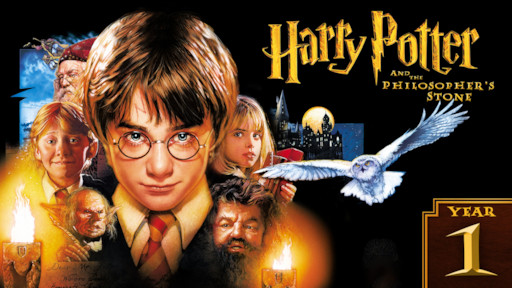 Harry Potter and the Sorcerer's Stone   Netflix
