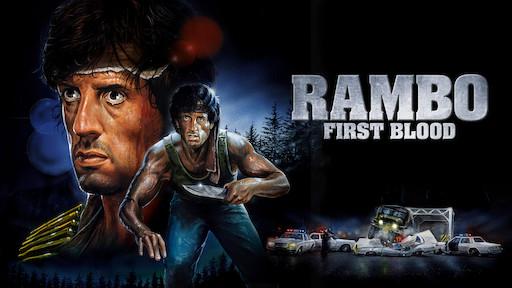 Rambo: First Blood   Netflix