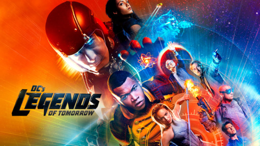Dcs Legends Of Tomorrow Netflix