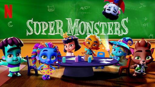 Super Monsters Monster Pets Netflix Official Site
