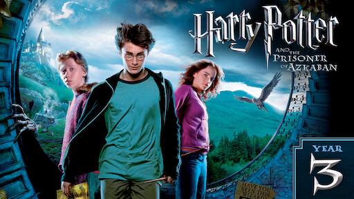 Harry Potter and the Prisoner of Azkaban   Netflix
