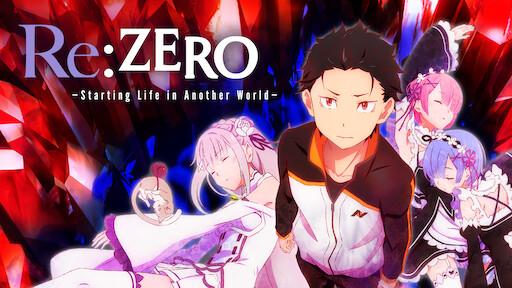 Re:Zero - Starting Life in Another World | Netflix