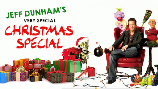 Christmas Special.Jeff Dunham S Very Special Christmas Special Netflix