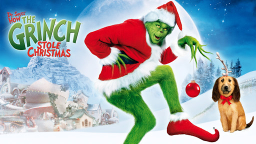 How The Grinch Stole Christmas Movie.How The Grinch Stole Christmas Netflix