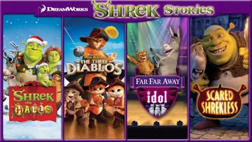 DreamWorks Shrek Stories | Netflix