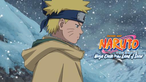 Naruto the Movie: Ninja Clash in the Land of Snow   Netflix
