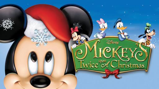 Twice Upon A Christmas.Mickey S Twice Upon A Christmas Netflix