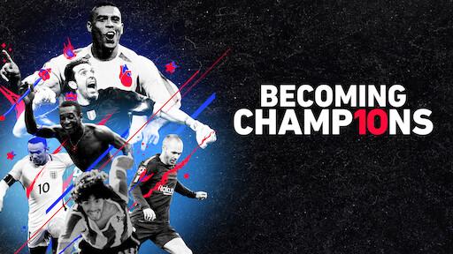 Becoming Champions. Foto: Netflix