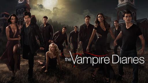 Vampire Diaries Netflix