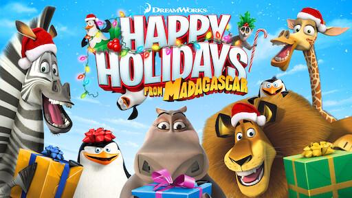 DreamWorks Happy Holidays from Madagascar | Netflix