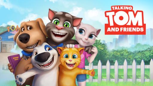 Talking Tom and Friends   Netflix