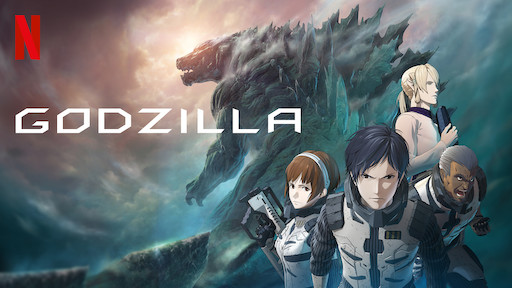 GODZILLA Planet of the Monsters | Netflix Official Site