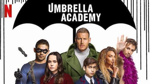 """Résultat de recherche d'images pour """"Umbrella academy"""""""