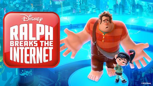 Ralph Breaks The Internet Wreck It Ralph 2 Netflix