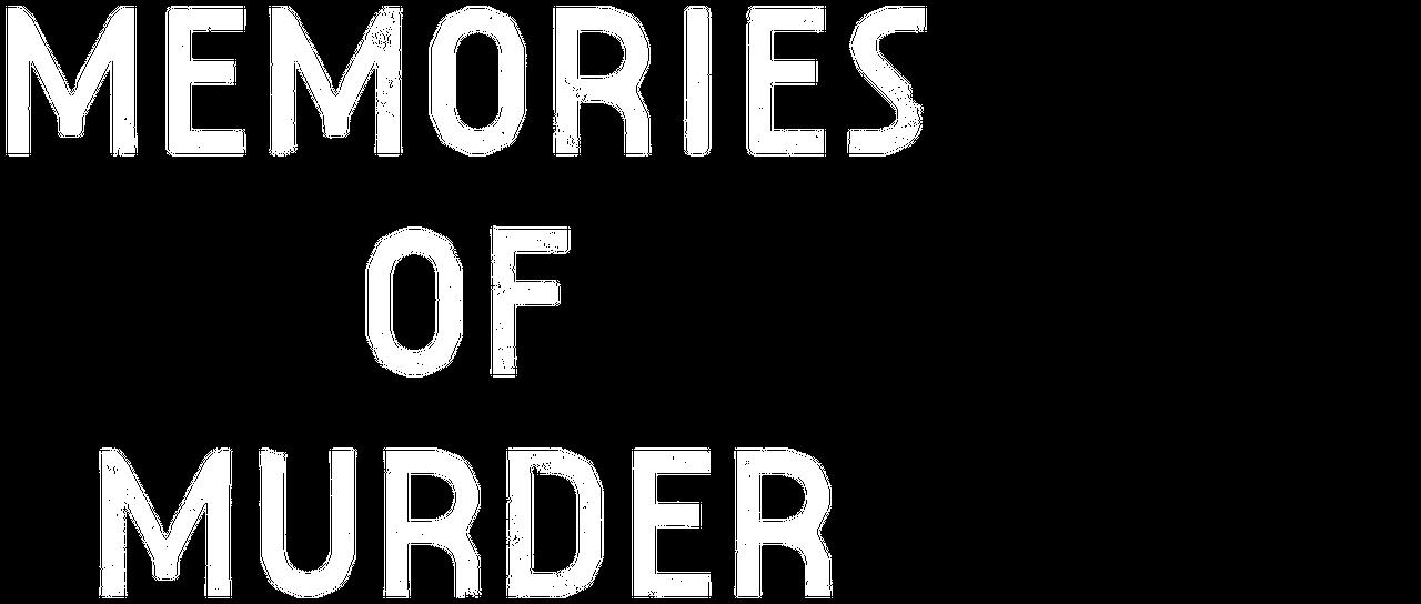 Memories Of Murder Netflix