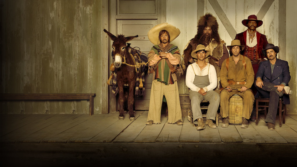 The Ridiculous 6 | Netflix Official Site