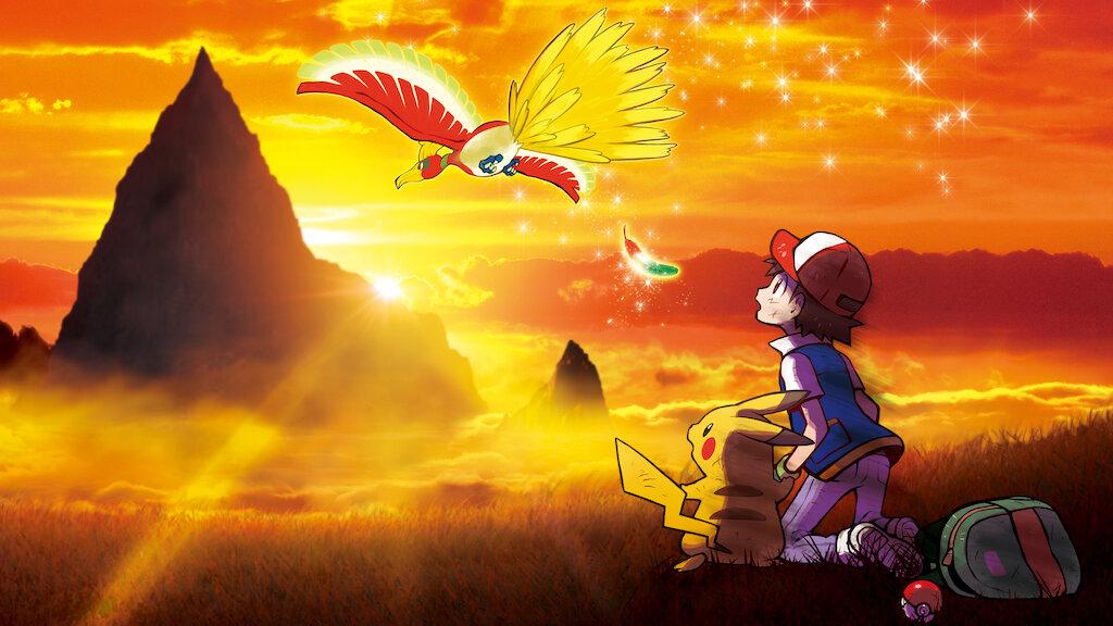Pokemon The Movie I Choose You Netflix
