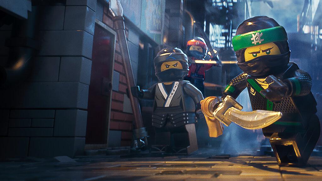 The Lego Ninjago Movie Netflix