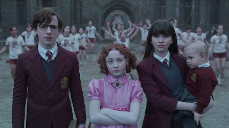 watch a series of unfortunate events season 3 free