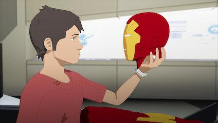 Iron Man Armored Adventures Netflix