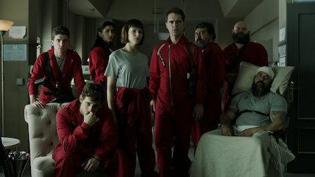 La Casa De Papel Sitio Oficial De Netflix