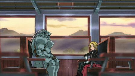 Fullmetal Alchemist Episode 8 The Philosophers Stone ...