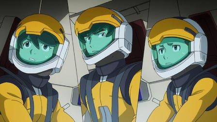 Mobile Suit Gundam AGE | Netflix