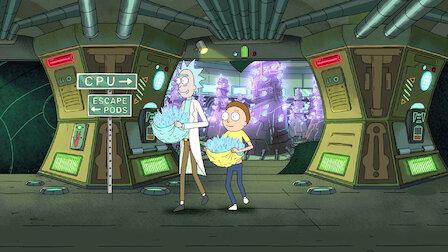 Rick And Morty Netflix