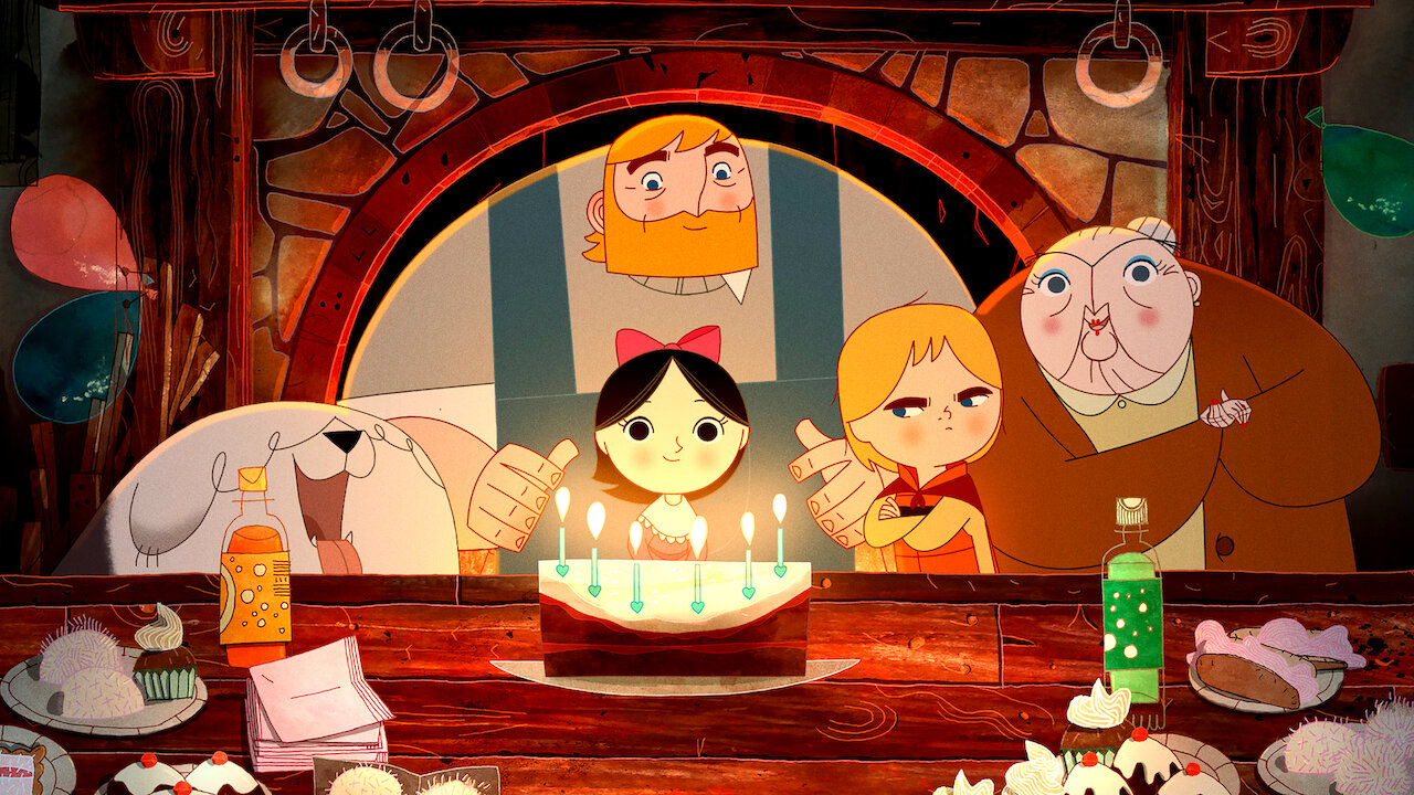 Song of the Sea | Netflix