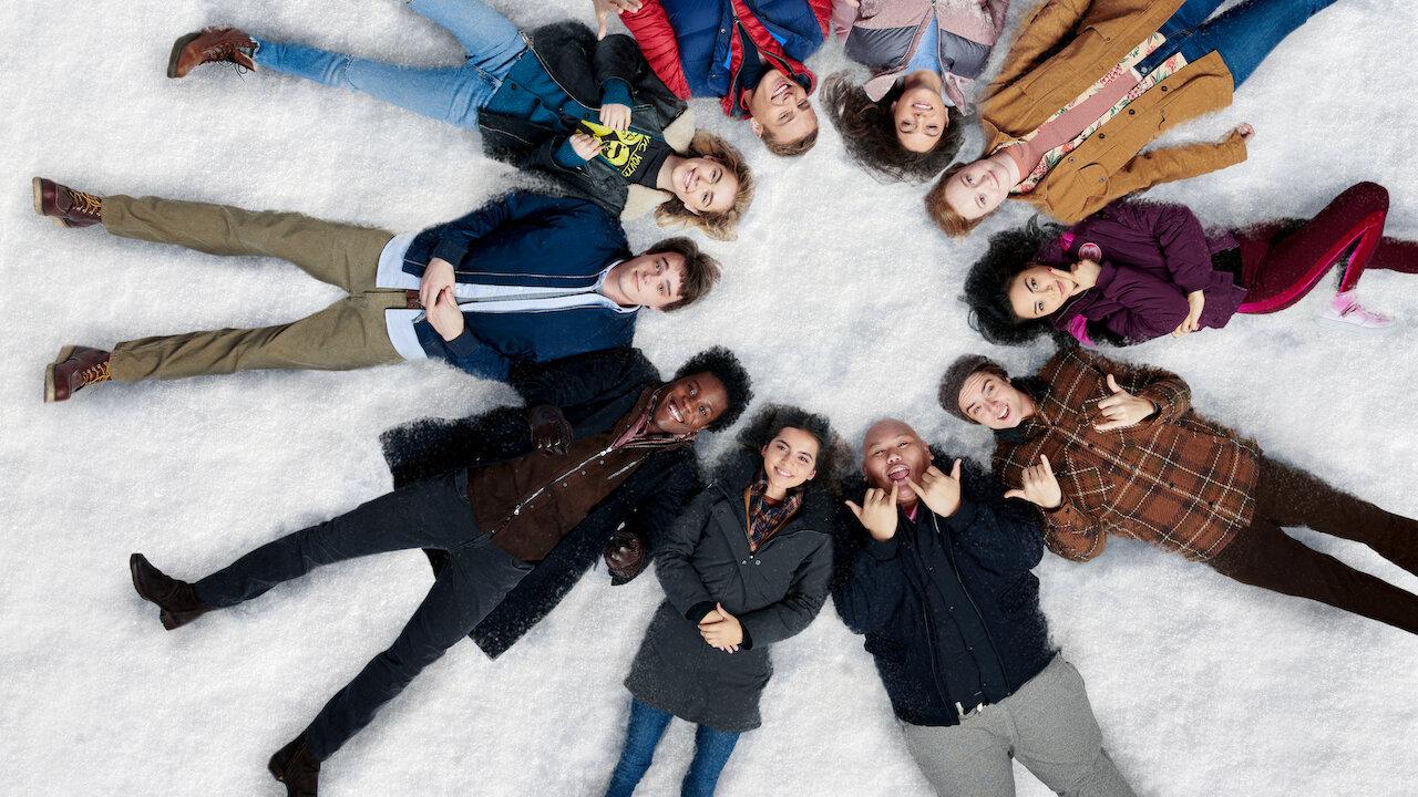 Resultado de imagem para let it snow netflix