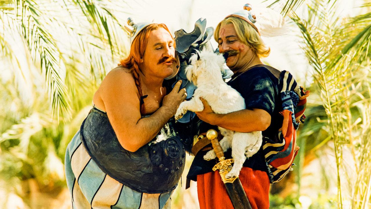 Asterix Obelix Mission Cleopatra Netflix