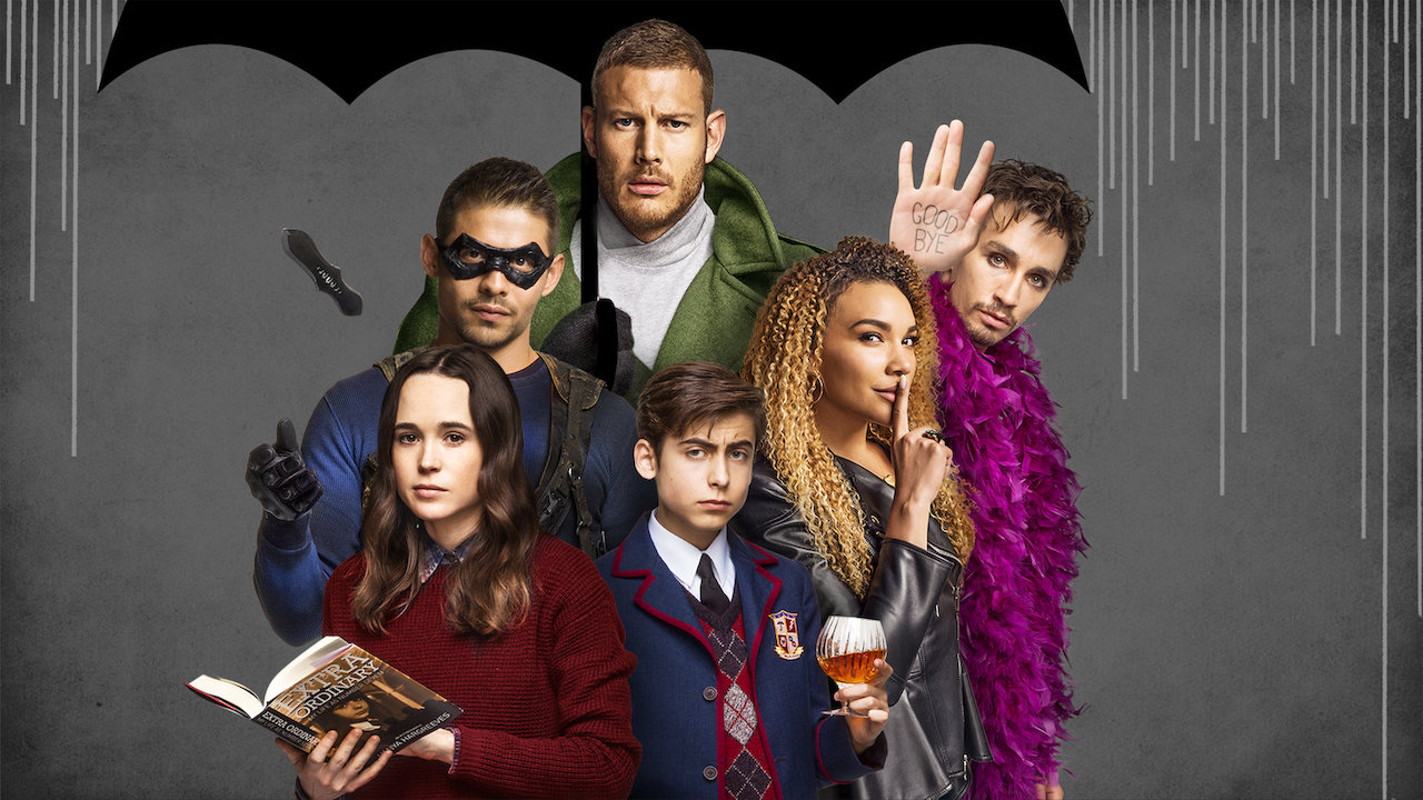 The Umbrella Academy | Netflix Official Site