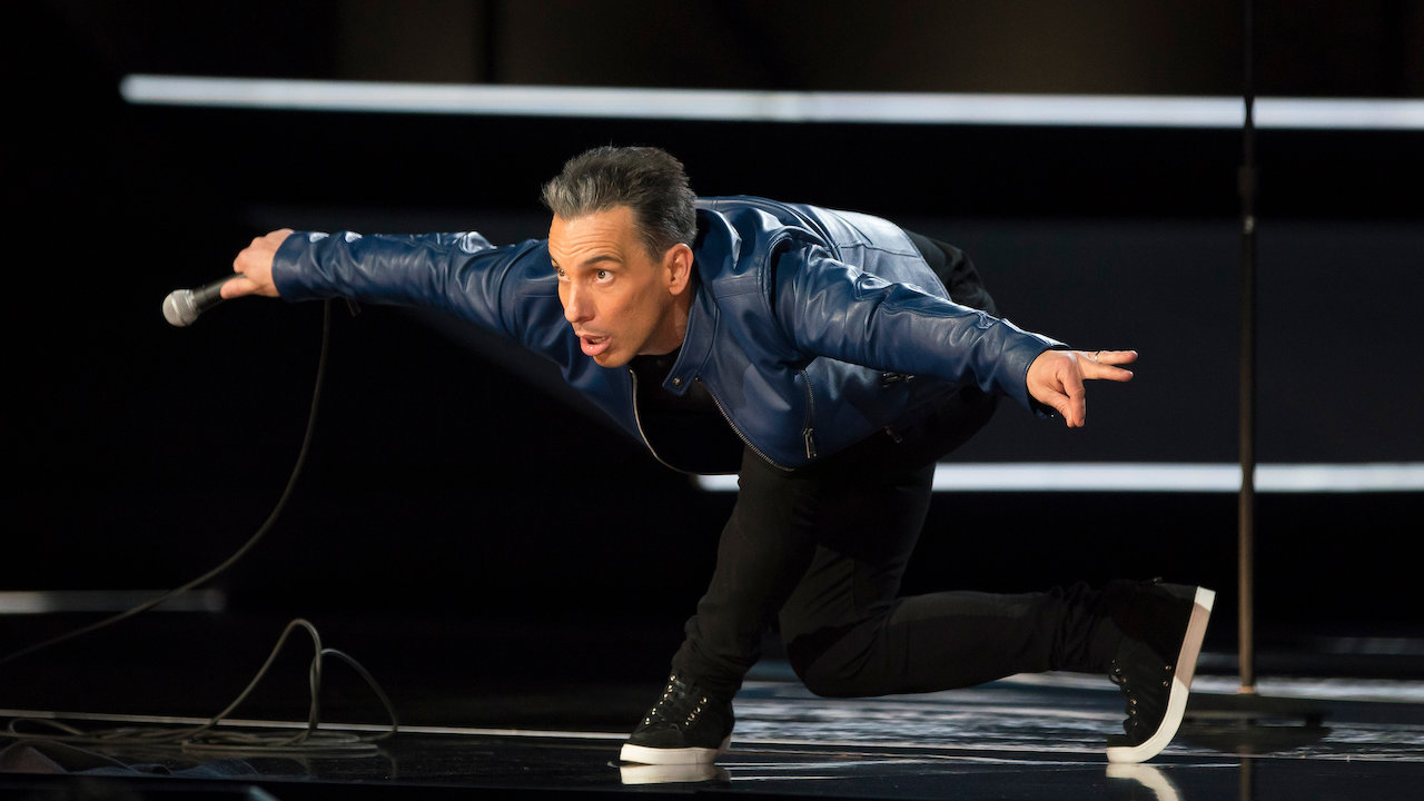 Sebastian Maniscalco: Stay Hungry   Netflix Official Site