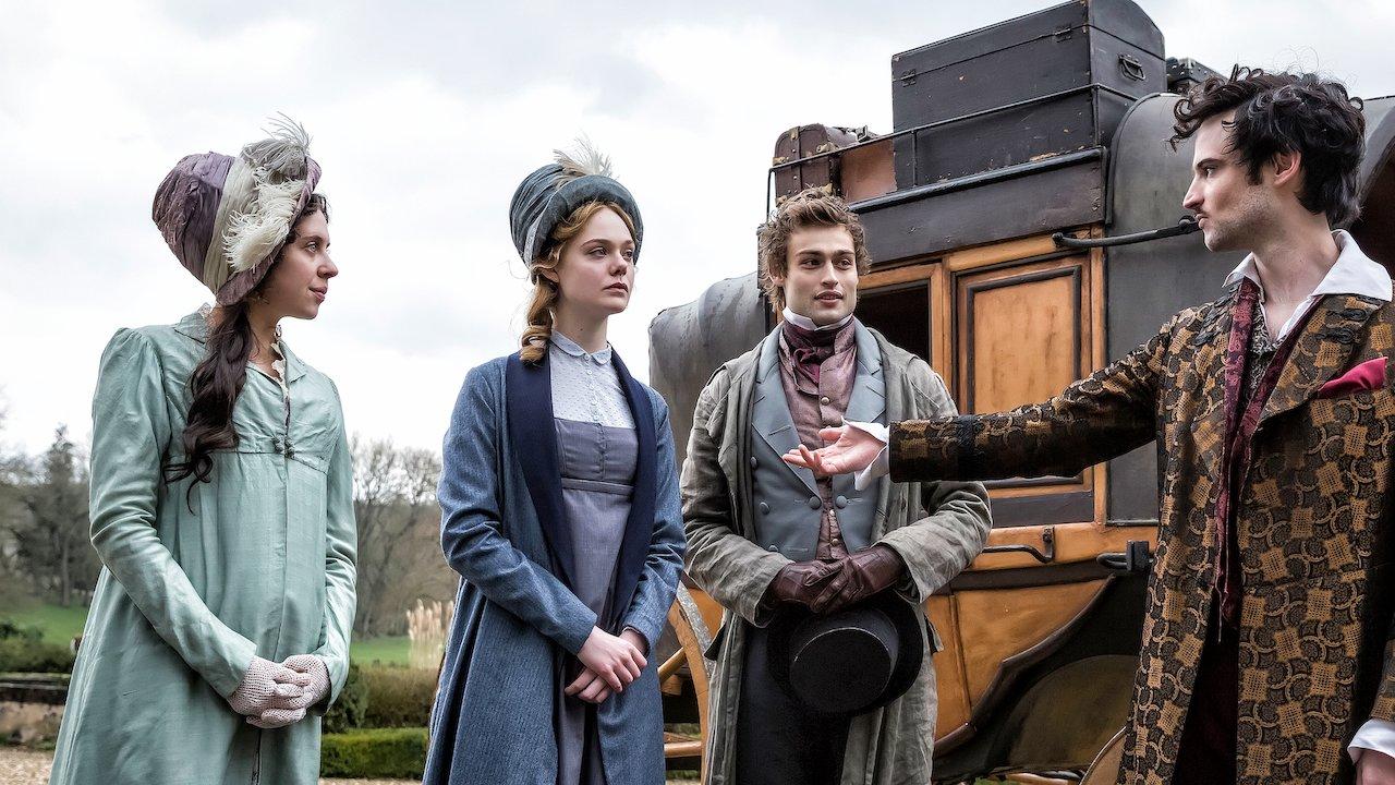 Mary Shelley | Netflix