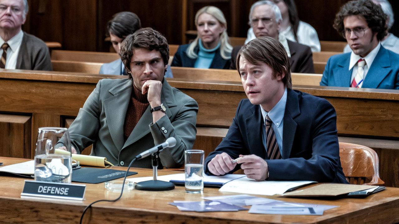O filme sobre Ted Bundy, um grande serial killer americano, é um dos filmes sobre crime mais recente.