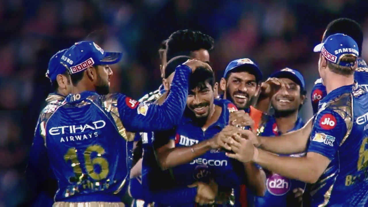 Cricket Fever: Mumbai Indians   Netflix Official Site