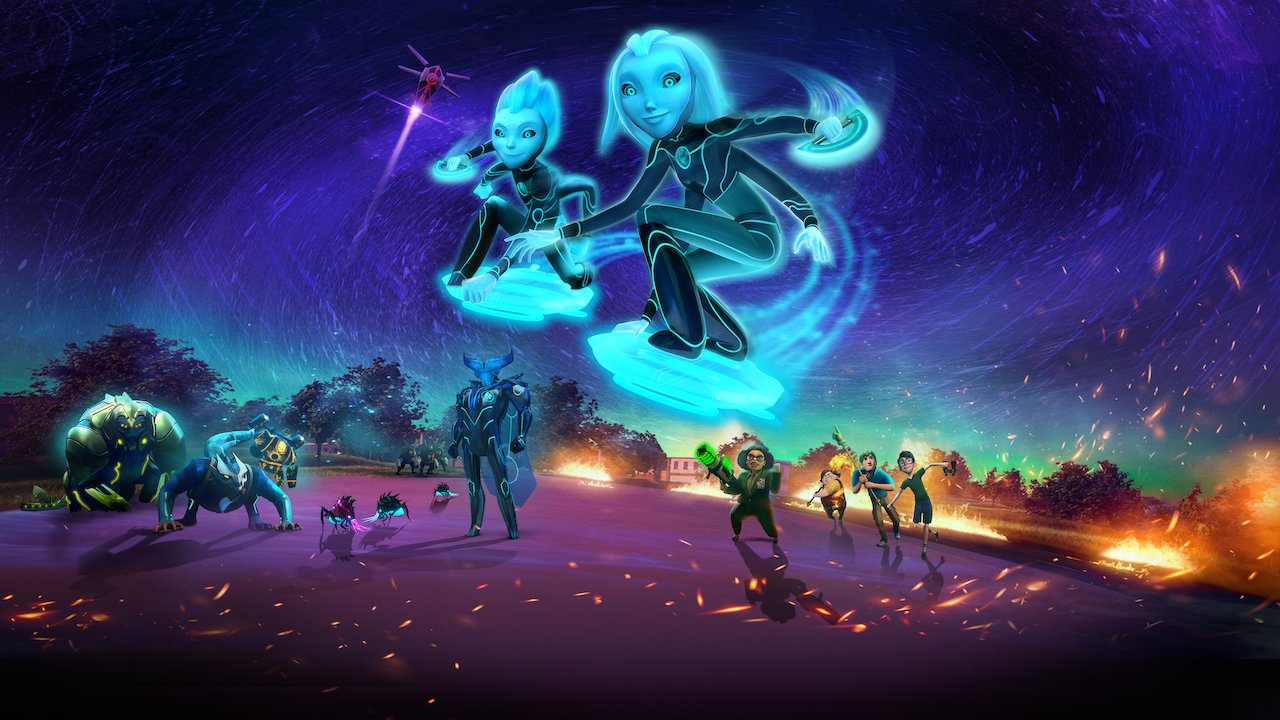 Image result for 3Below: Tales of Arcadia Season 1-2