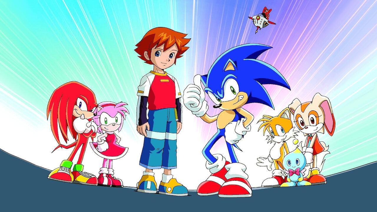 Sonic X Netflix